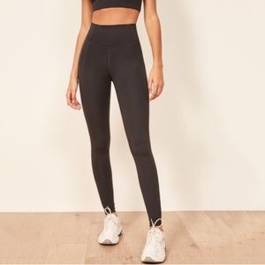 Girlfriend Collective High Rise Full Legging Black